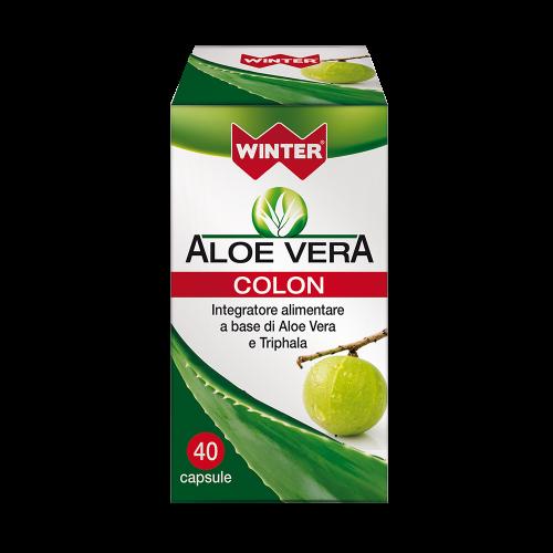 Aloe Vera Colon Digestione Winter
