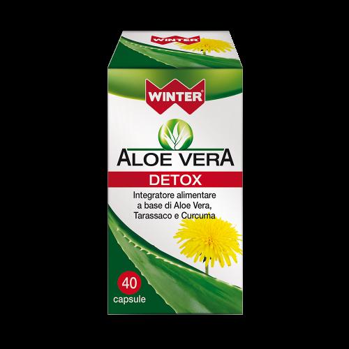 Aloe Vera Detox Regolarità intestinale Winter