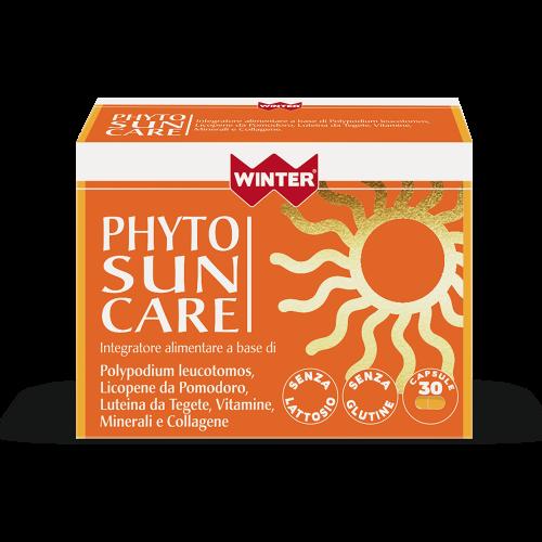 Phyto SUN Care Antiossidanti e antiradicali liberi Winter