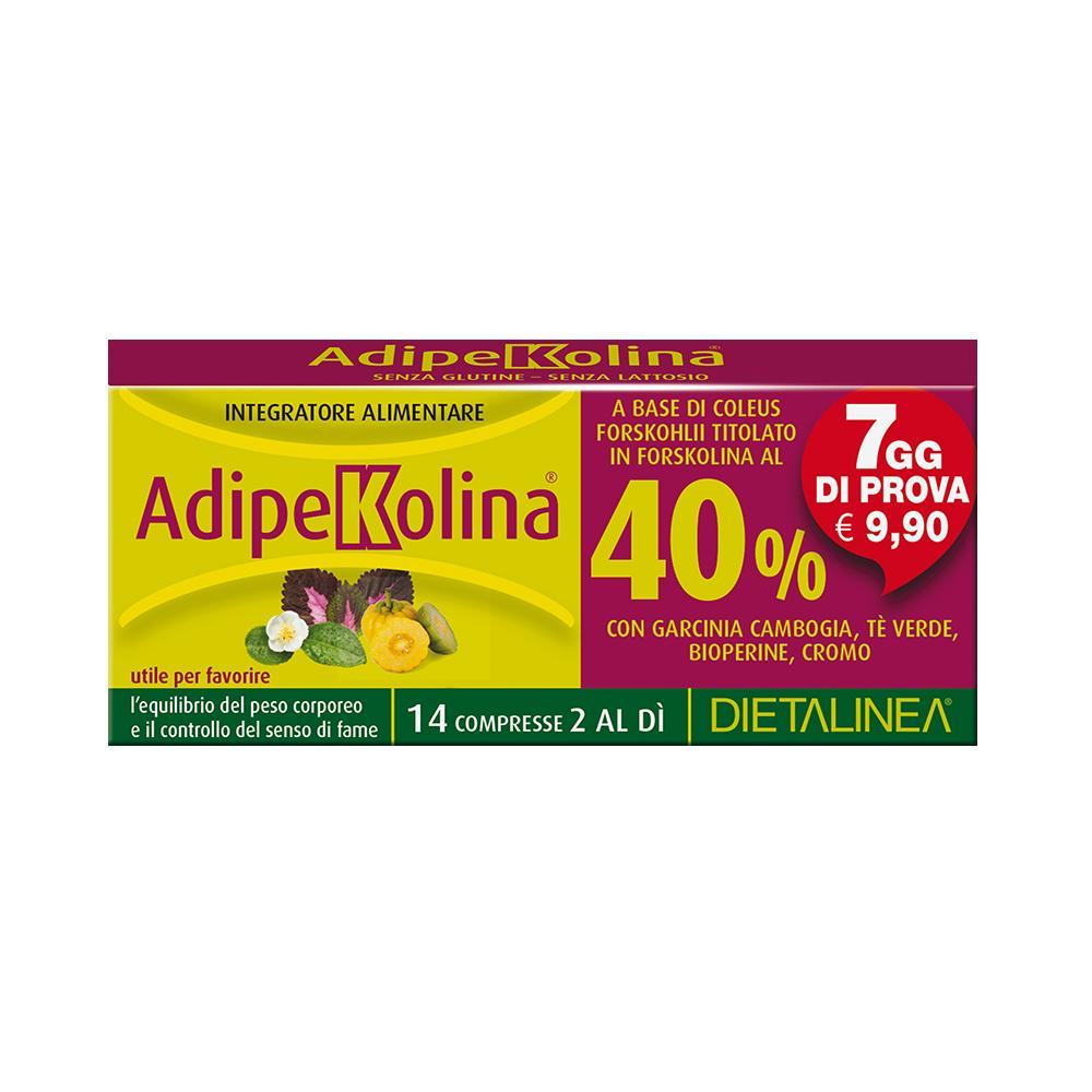 AdipeKolina 7 Days Equilibrio del peso Dietalinea