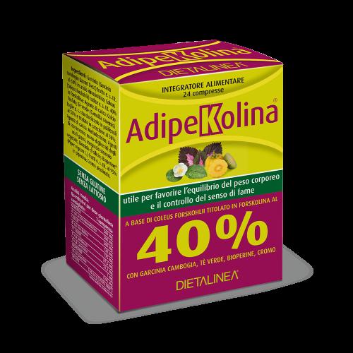 AdipeKolina Equilibrio del peso Dietalinea