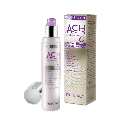 Siero Elixir Biokeratin ACH8 100 ml Trattamenti specifici Dietalinea