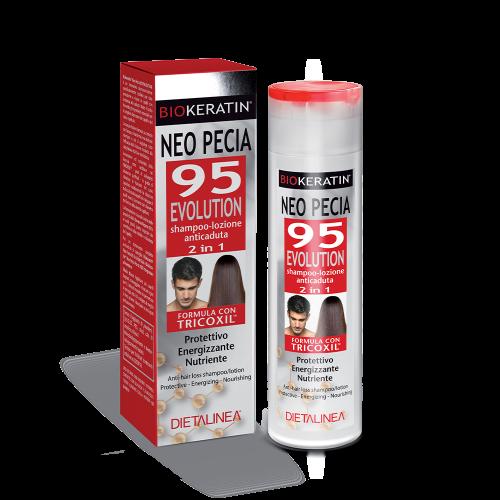 Shampoo Biokeratin Neo Pecia 95 Shampoo Dietalinea