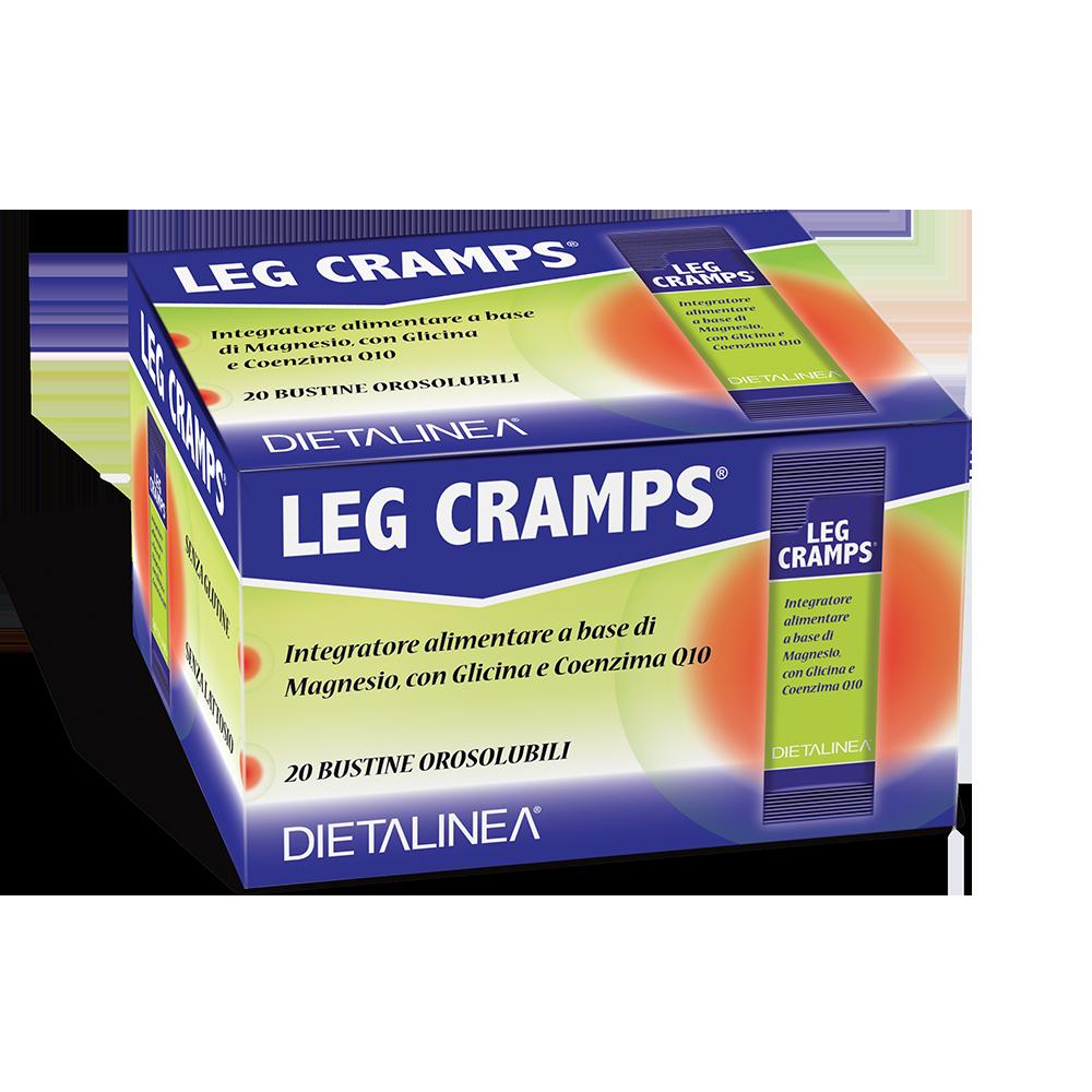 Leg Cramps Dolore e articolazioni Dietalinea