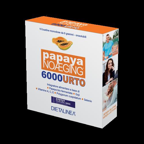 Papaya Noæging 6000 Urto Stanchezza e affaticamento Dietalinea