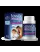 SonnoK Fitoactive Melatonina 1 mg Rilassamento e riposo notturno Dietalinea
